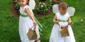 Schritt 12 – Kinder auf der Hochzeit