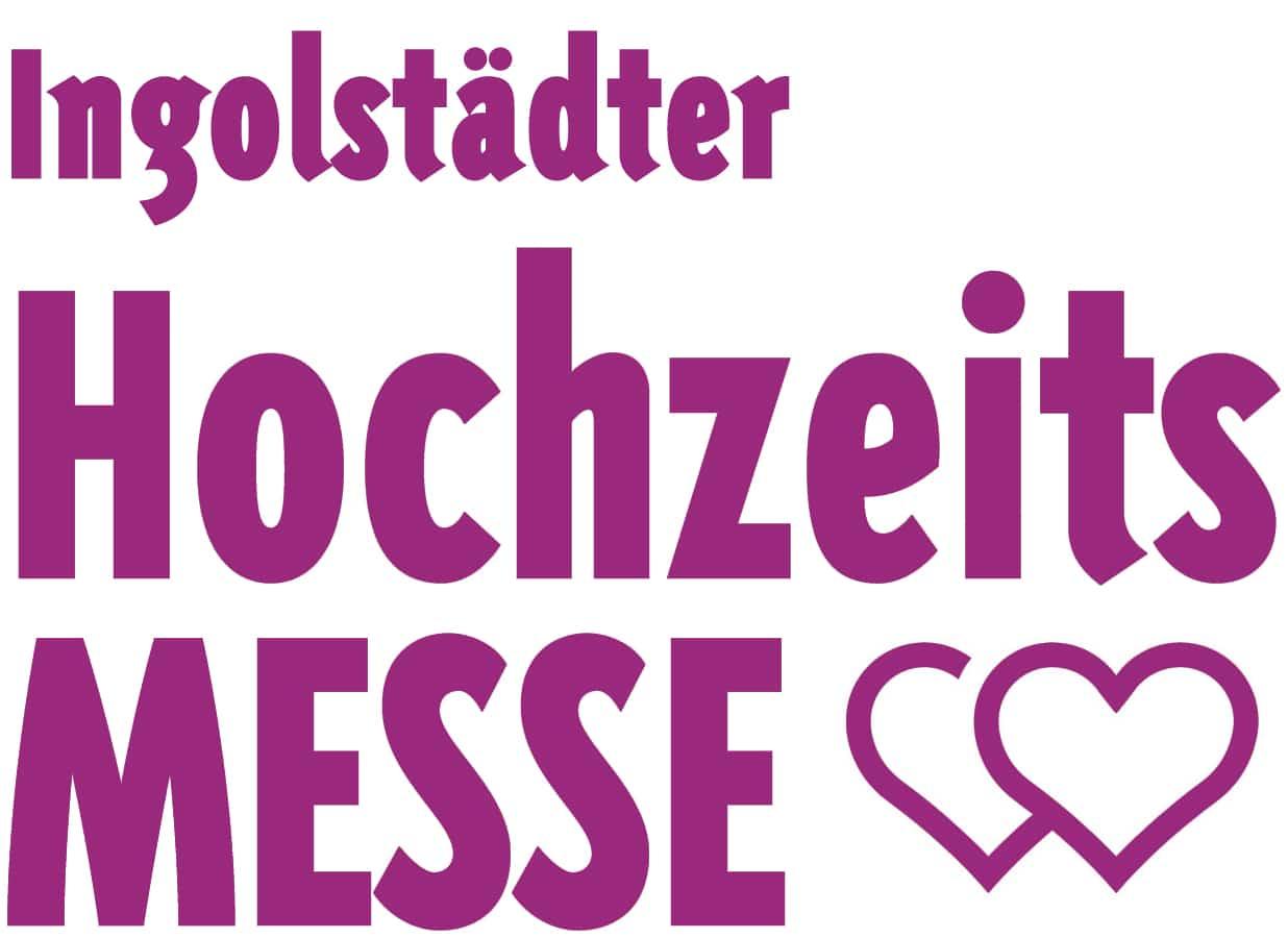 Hochzeitsmesse In Logo Pink