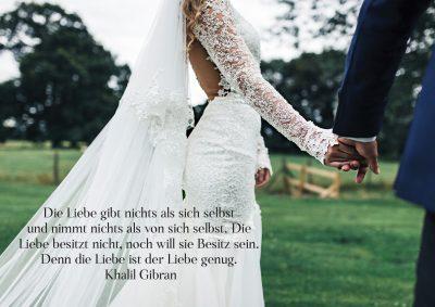 Zitate für Glückwünsche zur Hochzeit