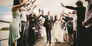 Schönste Jahreszeit für die Hochzeit