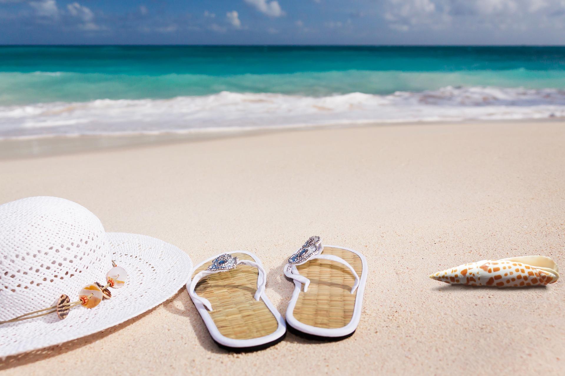 Strand, Flip Flops