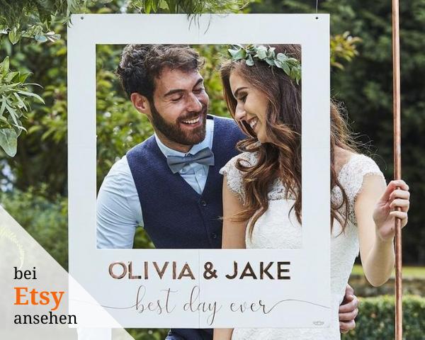 Einzigartige Hochzeitsideen