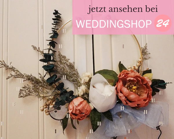 Hochzeits Shopping Guide